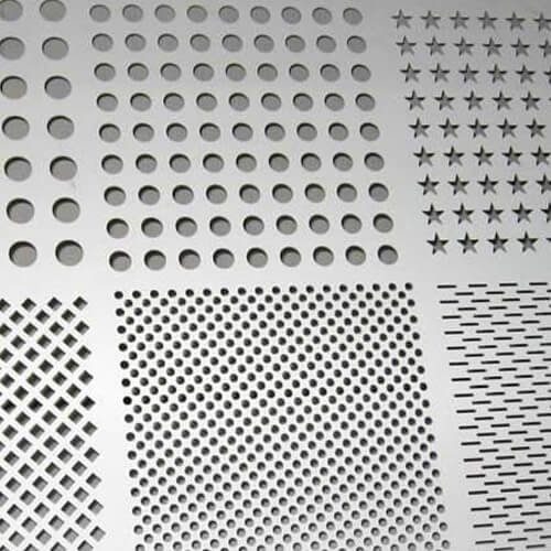 Perforated Sheets Tiger Wire Mesh