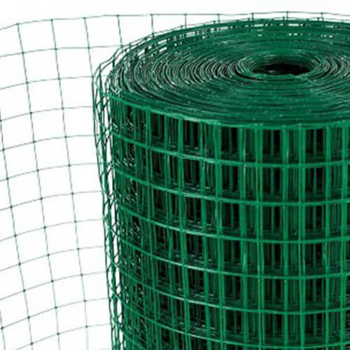 Pvc Coated Wire : Pvc coated wire mesh tiger